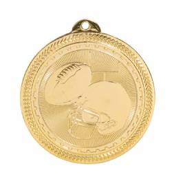 BriteLazer - Football Medal 2.0""