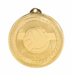 BriteLazer - Volleyball Medal 2.0""