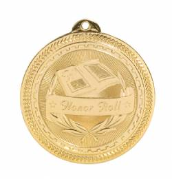 BriteLazer - Honor Roll Medal 2.0""