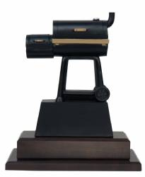 BBQ Smoker Cooking Resin Award - 11""