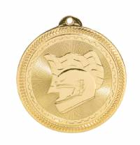 "BriteLazer - Racing Medal 2.0"" - Gold, Silver or Bronze"