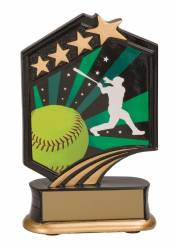 "5.5"" Graphic Sport Resin Award"