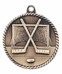High Relief - Hockey Medal 2.0""