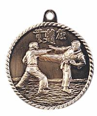 High Relief - Karate Medal 2.0