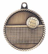 High Relief - Volleyball Medal 2.0""