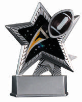 Resin Motion Star Award - Football