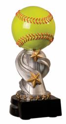 "7.0"" Encore Softball Resin Award"