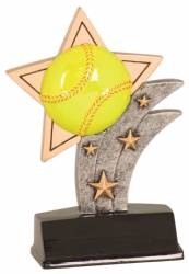 "5.5"" Sport Star Resin Award"