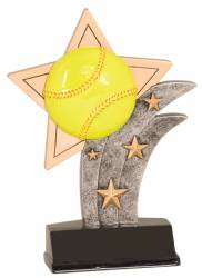 "7.0"" Sport Star Resin Award"