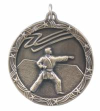 Shooting Star - Karate Medal 1.75