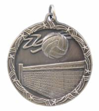 Shooting Star - Volleyball Medal 1.75