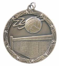 Shooting Star - Volleyball Medal 2.50