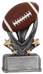 "7.0"" Fantasy Football Team Resin Award - Football"